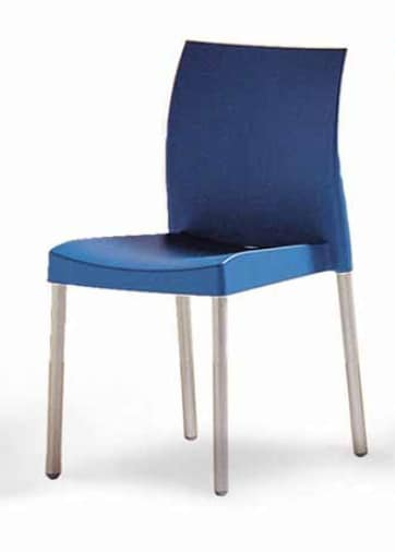 Ice, Weather resistant chair for outdoors