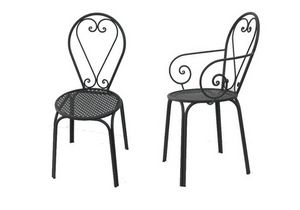 Ilary, Metal garden chair