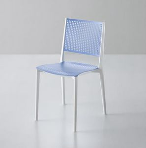 Kalipa, Stackable chair for gardens