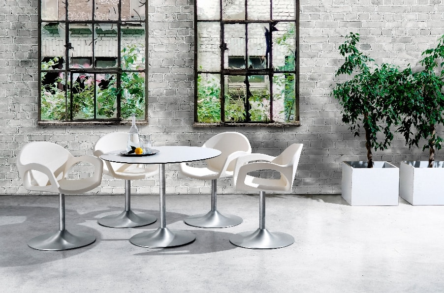 Pepper Matrix, Chair with armrests, also for outdoor