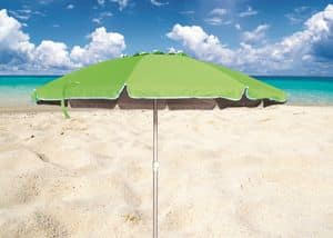 Sea beach umbrella Roma � RO220UVA, Parasol with aluminum structure suited for beaches