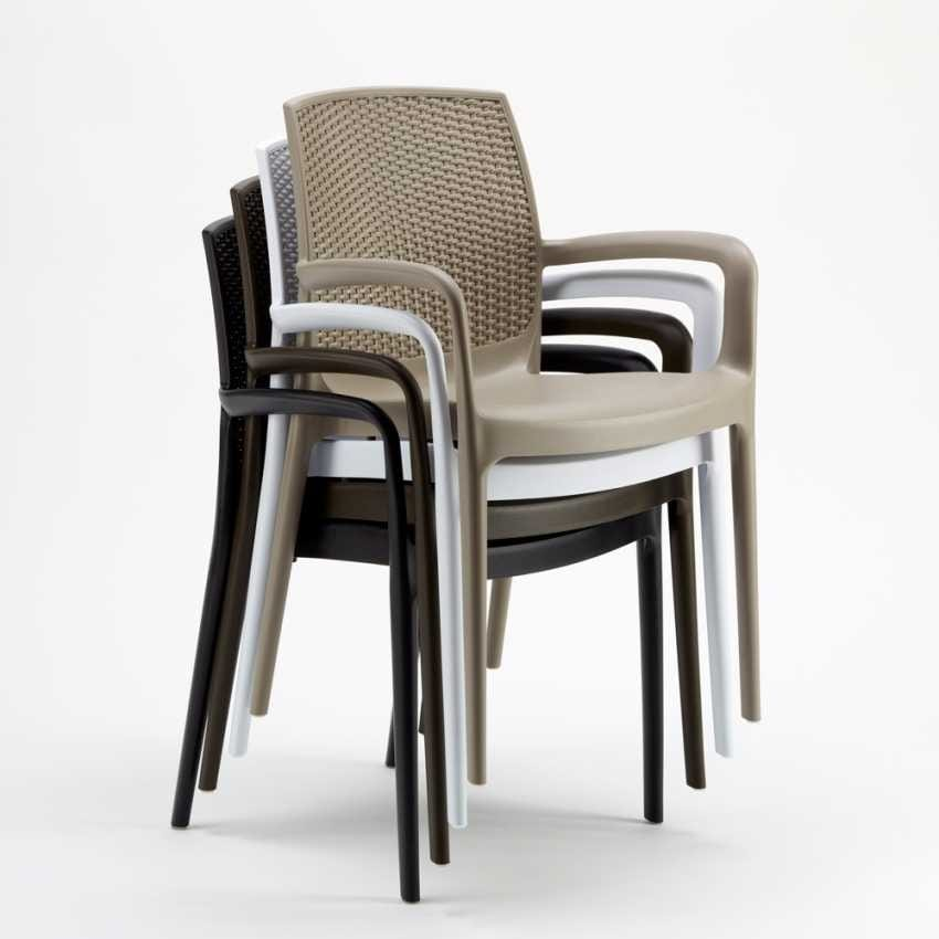 Sedie In Resina Colorate.Chair Of High Quality Resin Stackable For Outside Idfdesign
