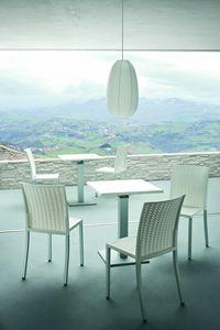 Tea, Stackable outdoor chair