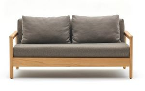 Bali sofa, Outdoor sofa with teak structure