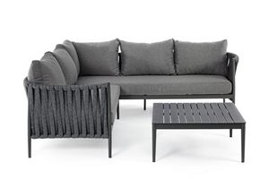 BRERA, Woven sofa for outdoors
