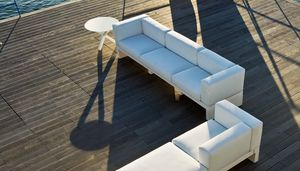 Hour Collection, Modular sofa for outdoor use