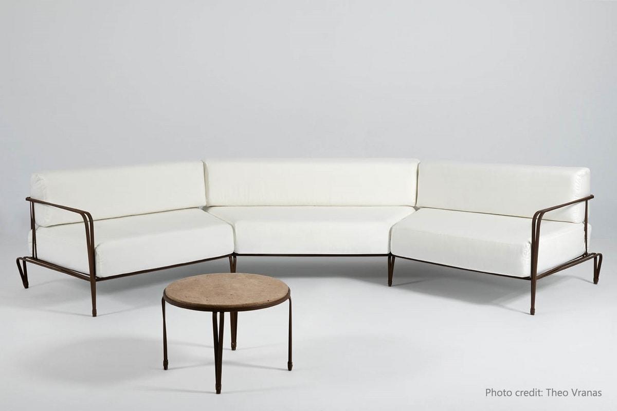 MARINA GF4029SO TRAPEZIUM, Corner sofa for outdoor