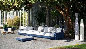 One Collection, Modular sofa for garden