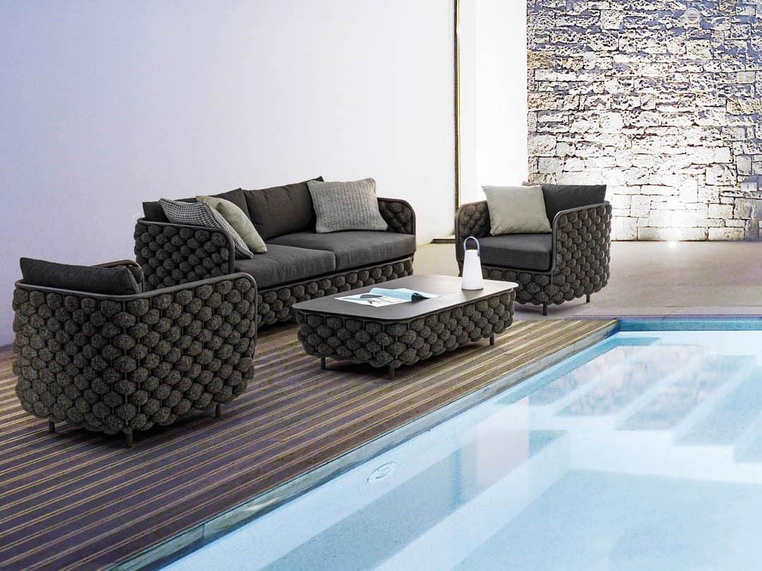 SALINAS, Outdoor sofa