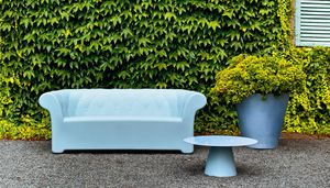 Sirchester sofa, Outdoor sofa, with a system of drainage