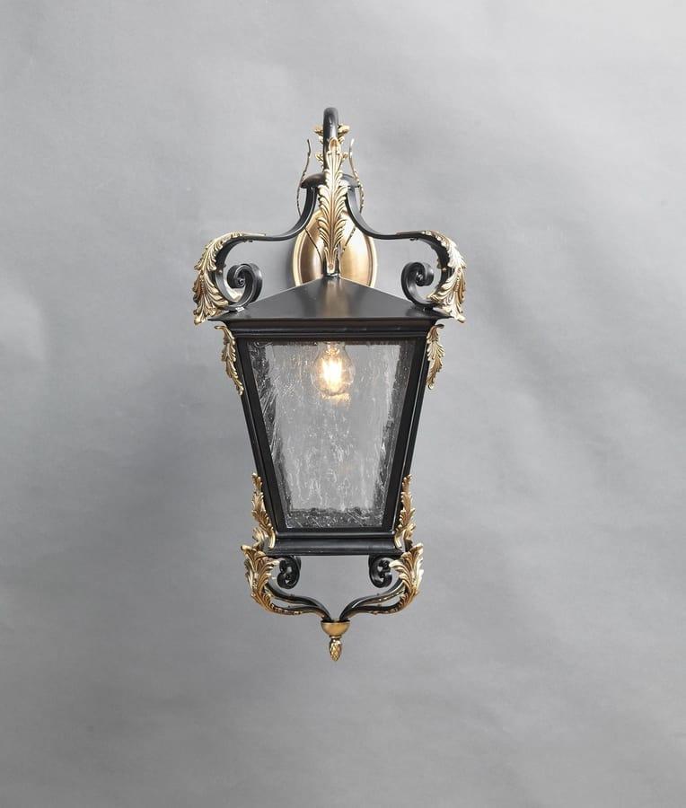 700 GL3012WA-1AD, Outdoor decorated iron lantern