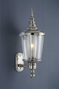 Art. 4089-01-00, Lantern with conical glass diffuser