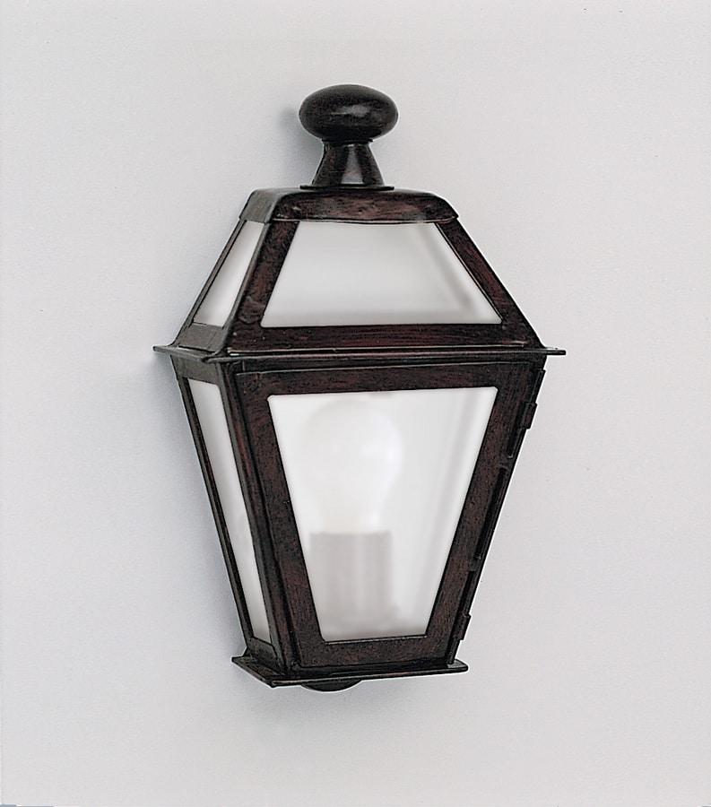 CHIANTI GL3009WA-1, Wall lantern in iron