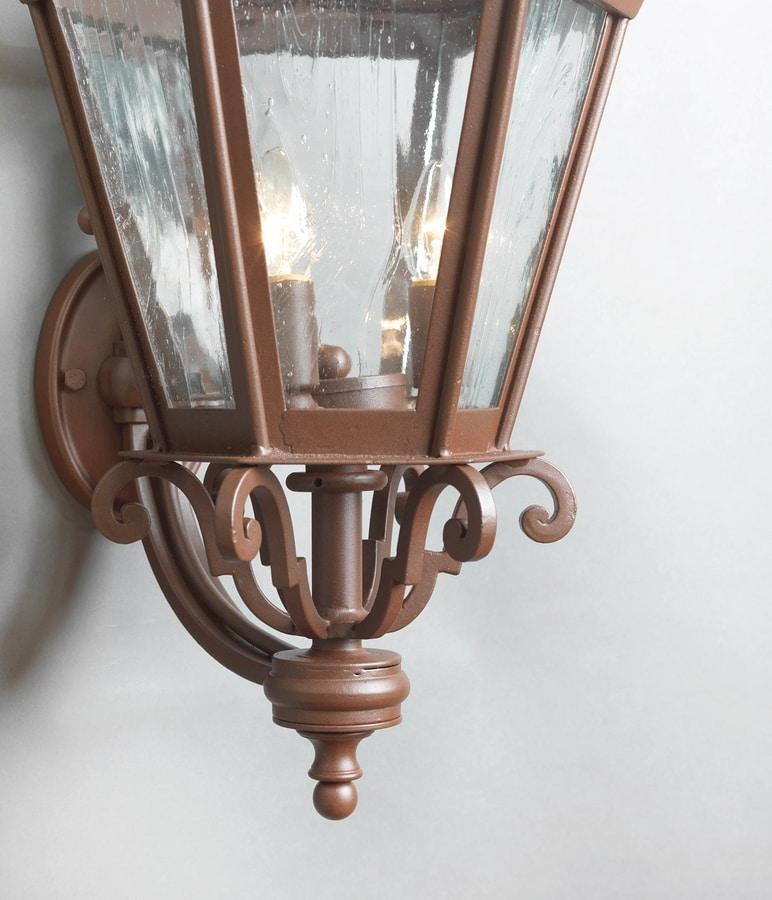 ESAGONA GL3013WA-3AD, Iron wall lantern