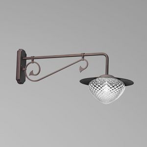 Giglio Eb428-025, Outdoor lamp, with a classic taste