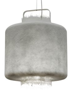 Kimono SE635V, Suspension lamp with the shape of a lantern