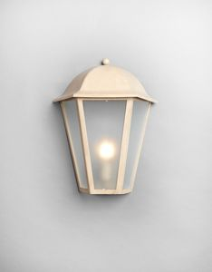 MARMI GL3014WA-1M, Lantern in iron, beige finish