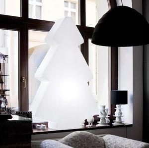 Modern design Christmas tree table floor lamp Slide Lightree SD TRF, Tree-shaped lamp