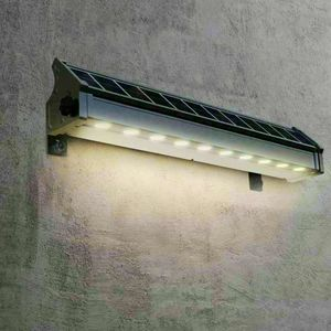 Solar Lamp With Led Lights Lighting For Advertising Signs And Wall BILLBOARD, LED lamp for outdoor use with solar panel