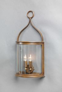 TASIS GL3015WA-3, Outdoor lantern in galvanized iron