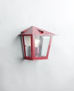 TOSCANA GL3029WA-1, Lantern close to the wall, in iron