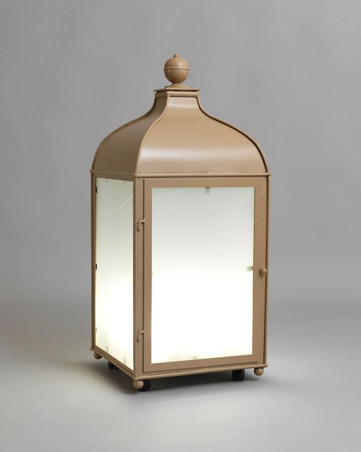TROPEZ GL3020FL-1, Outdoor floor lantern