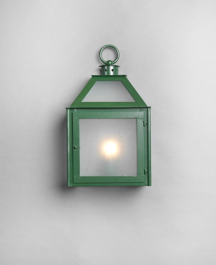 VETRI SOPRA GL3018WA-1, Half outdoor wall lantern