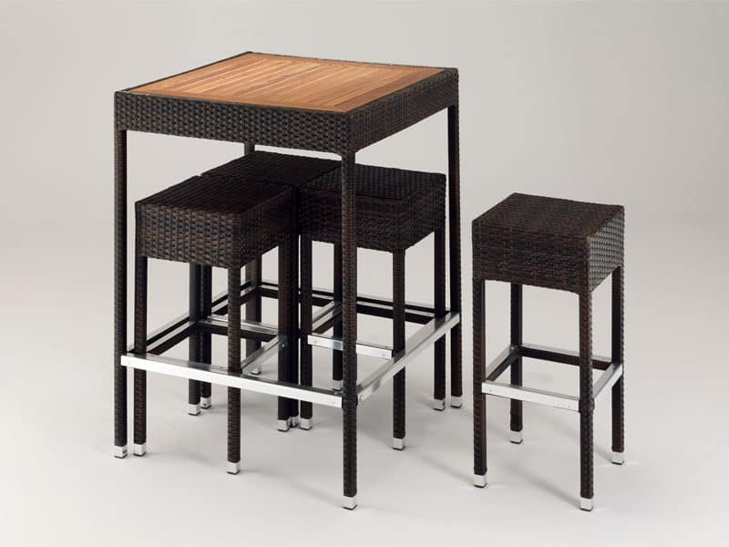 FT 2024, Resistant small tables, for beach bars