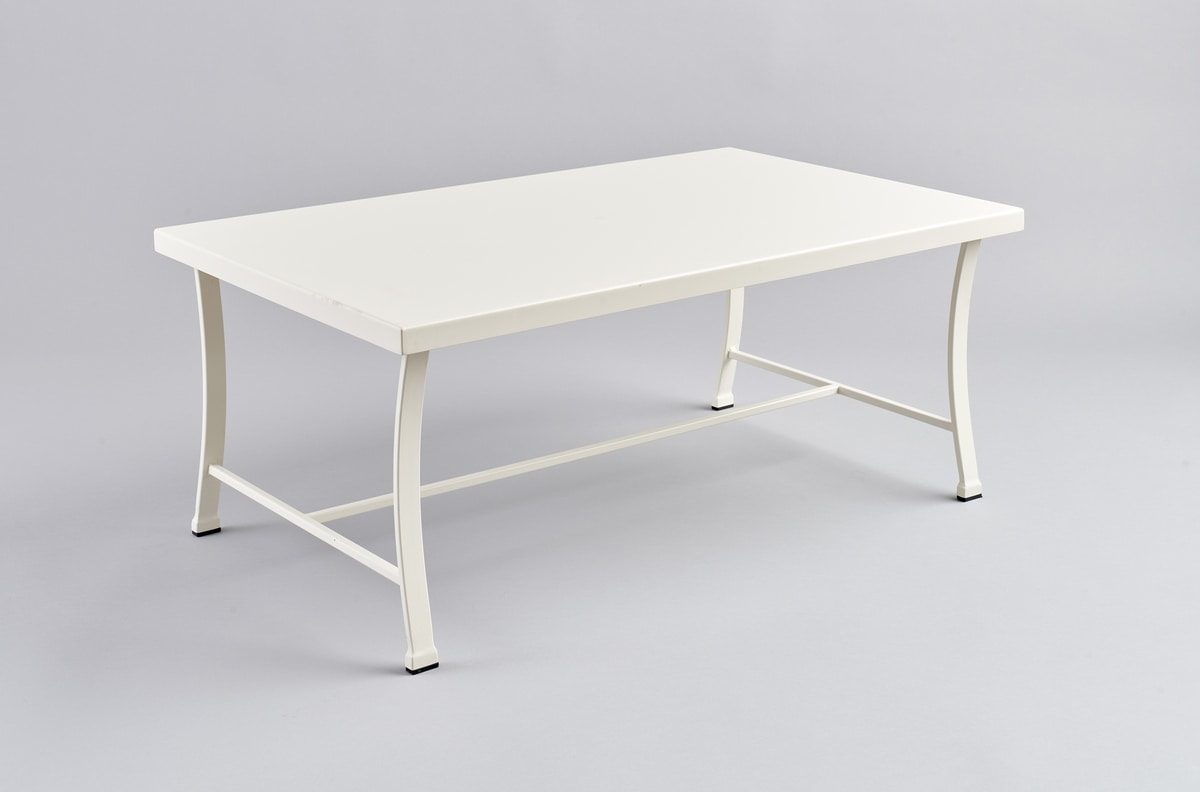 PERENNIAL GF4025CT, Metal coffee table for garden