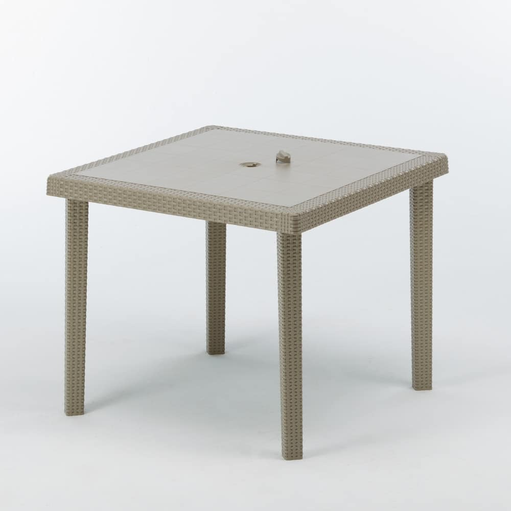 Garden Square Coffee Table In Various Colors Idfdesign