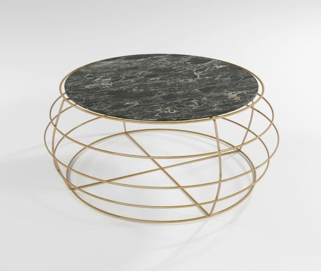 Yo - Yo, Outdoor table with iron base