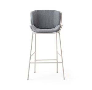 ART. 0083-MET SKIN STOOL, Metal stool, for outdoors and indoors