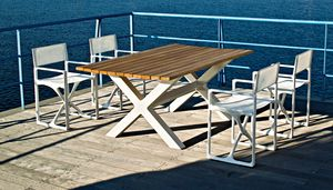 Banquete, Tables for indoor and outdoor use