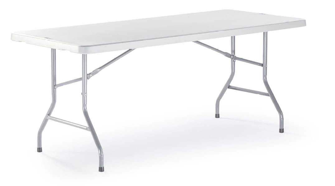 FT PLANET RECT, Folding rectangular outdoor table