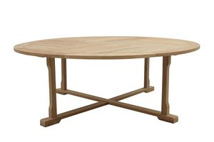 Macao 0439, Huge outdoor table in teak wood