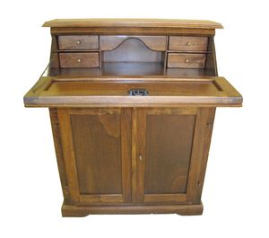 Art. 115, Cabinet with foldable top