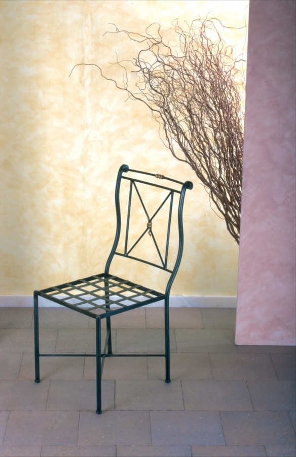 Chair SD/091, Iron chair, outlet price