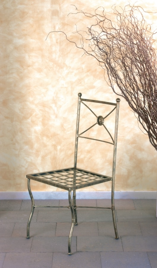 Chair SD/097, Iron chair, outlet price