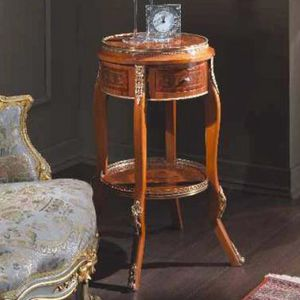 Art. 571, Classic round side table