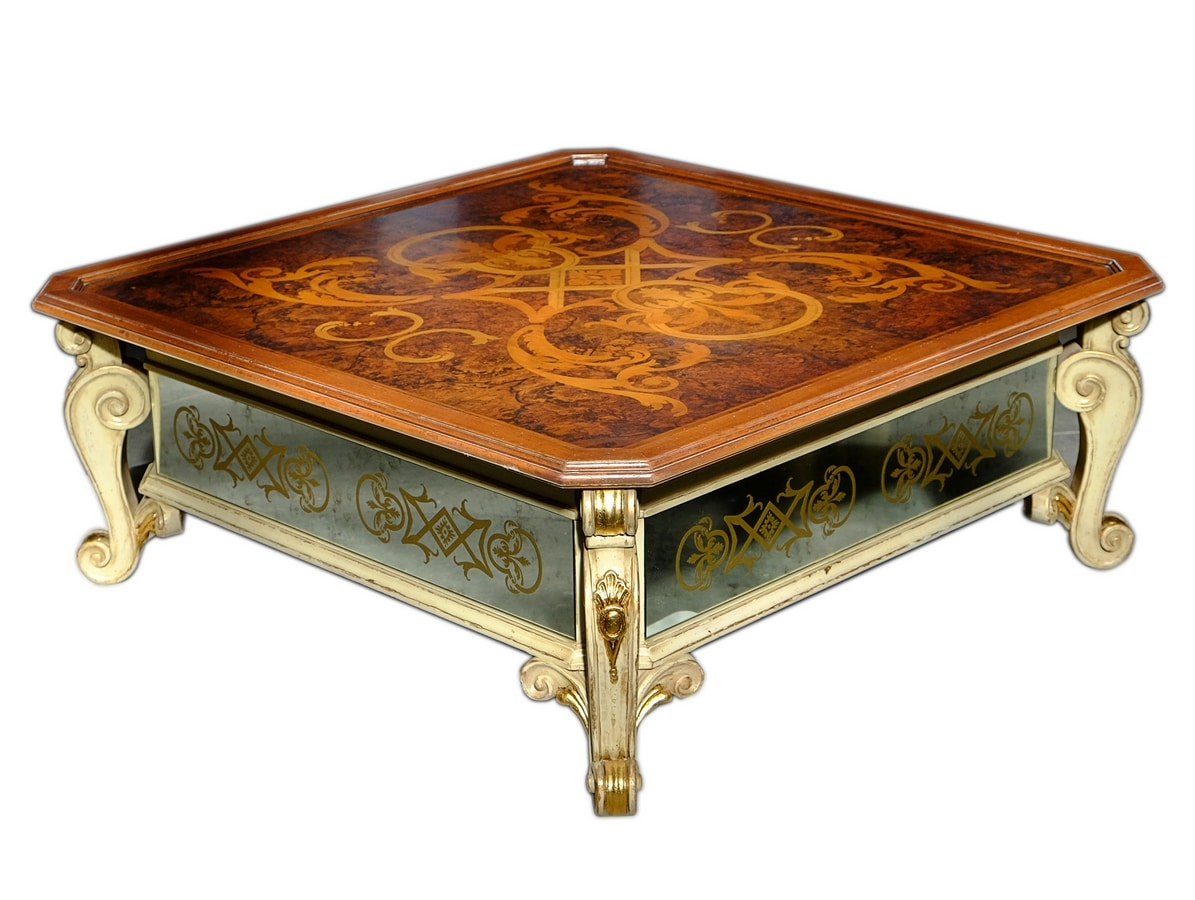 Millennium Star LU.0605, Classic coffee table at outlet price