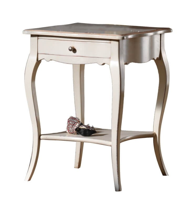 Violette BR.0304.A, Classic side table at at outlet price