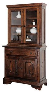 Art. 168, Outlet display cabinet with extractable top