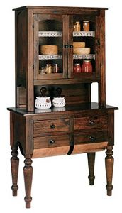 Art. 261, Country style outlet display cabinet