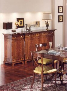 2845 SIDEBOARD, Luxurious sideboard at outlet price