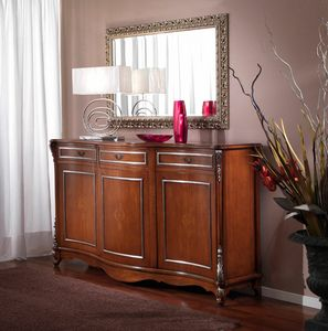 3625 CUPBOARD, Walnut sideboard, outlet price