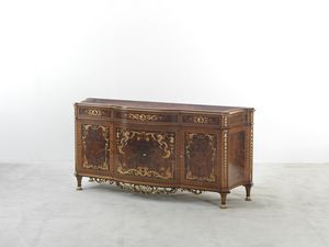 5232, Classic cabinet with inlay