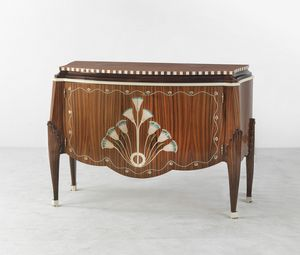 5822, Rosewood outlet cabinet