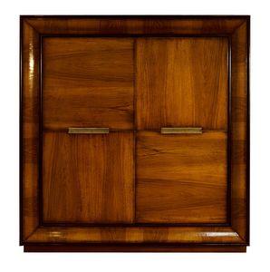 Springburn CH.0002, Walnut sideboard with four doors