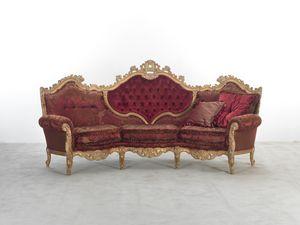 100, Louis XV style sofa