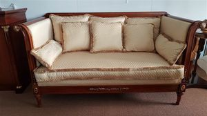 2930 SOFA, Classic style outlet sofa